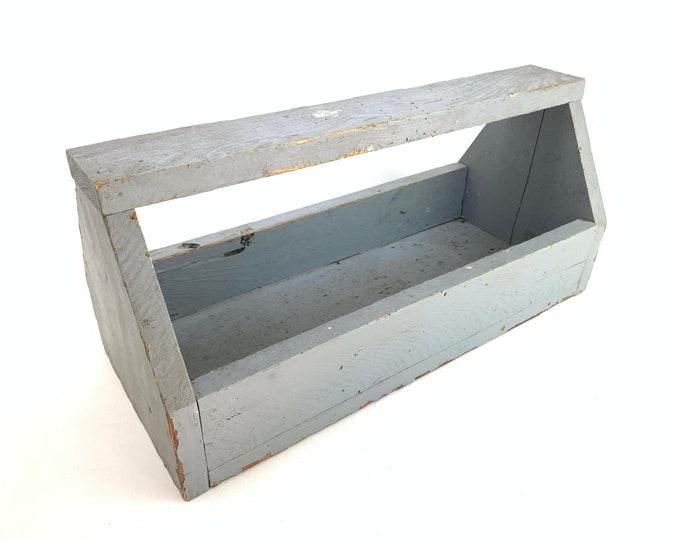 Farmhouse Hand-Made Tool Box