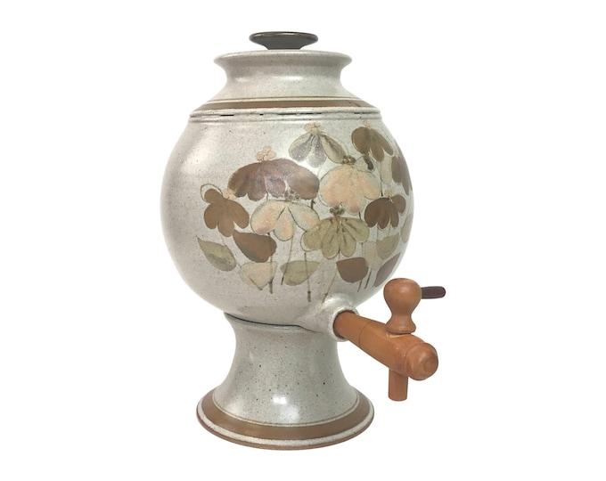 Ceramic Stoneware Samovar/Drink Server