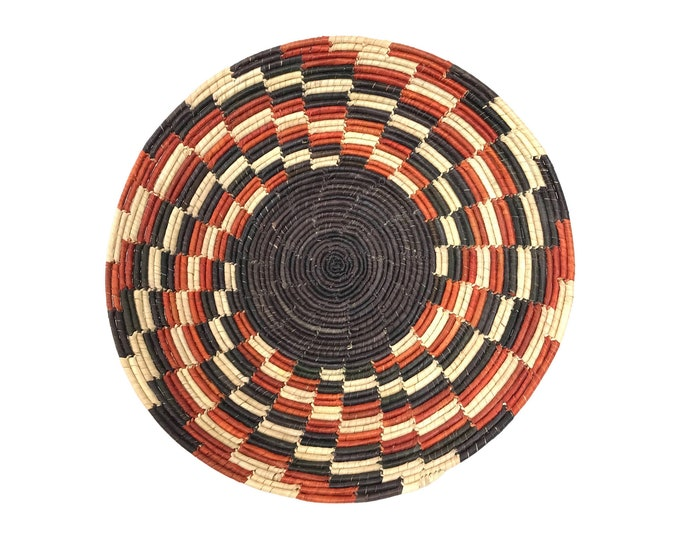 Southwest Handwoven Catchall Bowl