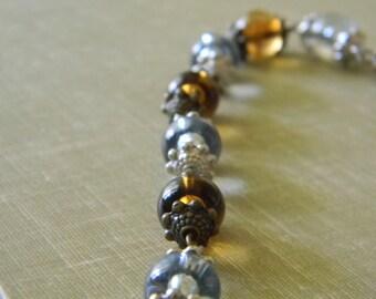 Lamplight Necklace