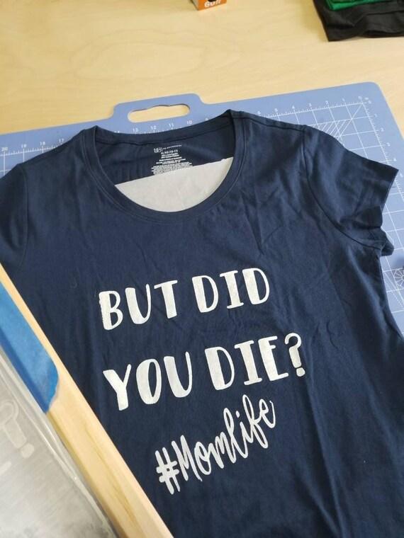 Screen Printed shirt