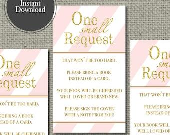 book request -bookplates
