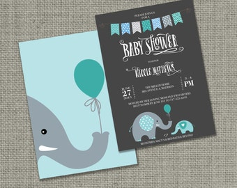 baby shower - invitation