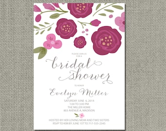 bridal shower-invitation
