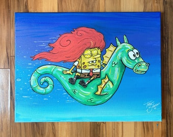 Spongebob Art!