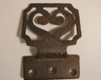 Antique Iron Carriage or Buggy Step