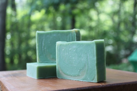 Soap~Handmade tea tree essential oil soap