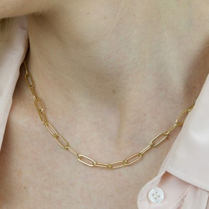 statement necklace bohemian style free UK shipping gold toggle gold necklace Emily Rose,gold chain minimalist curb chain link chain