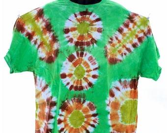 Tie Dye Plus Size Shirt, 3XL, Trippy Plus Size T-Shirt