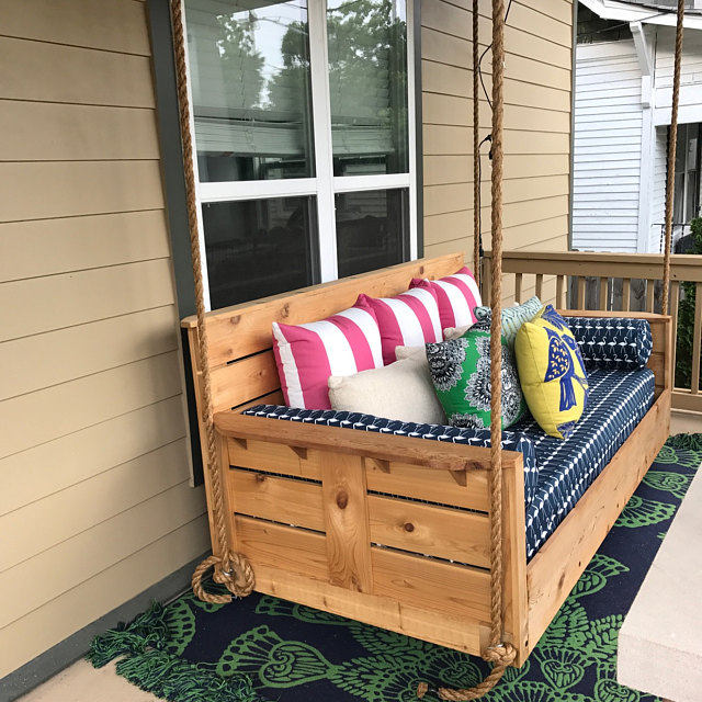 Fitted OUTDOOR Daybed cover in twin, twin xl, or full ...