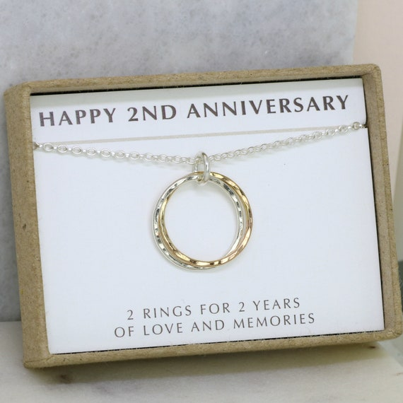 2 Year Anniversary Gift: 2nd Anniversary Gift For Wife 2 Year Anniversary Gift
