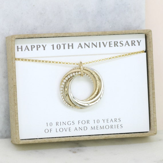 10th Anniversary Gift For Wife Meaningful Gift For Wife 10 Etsy