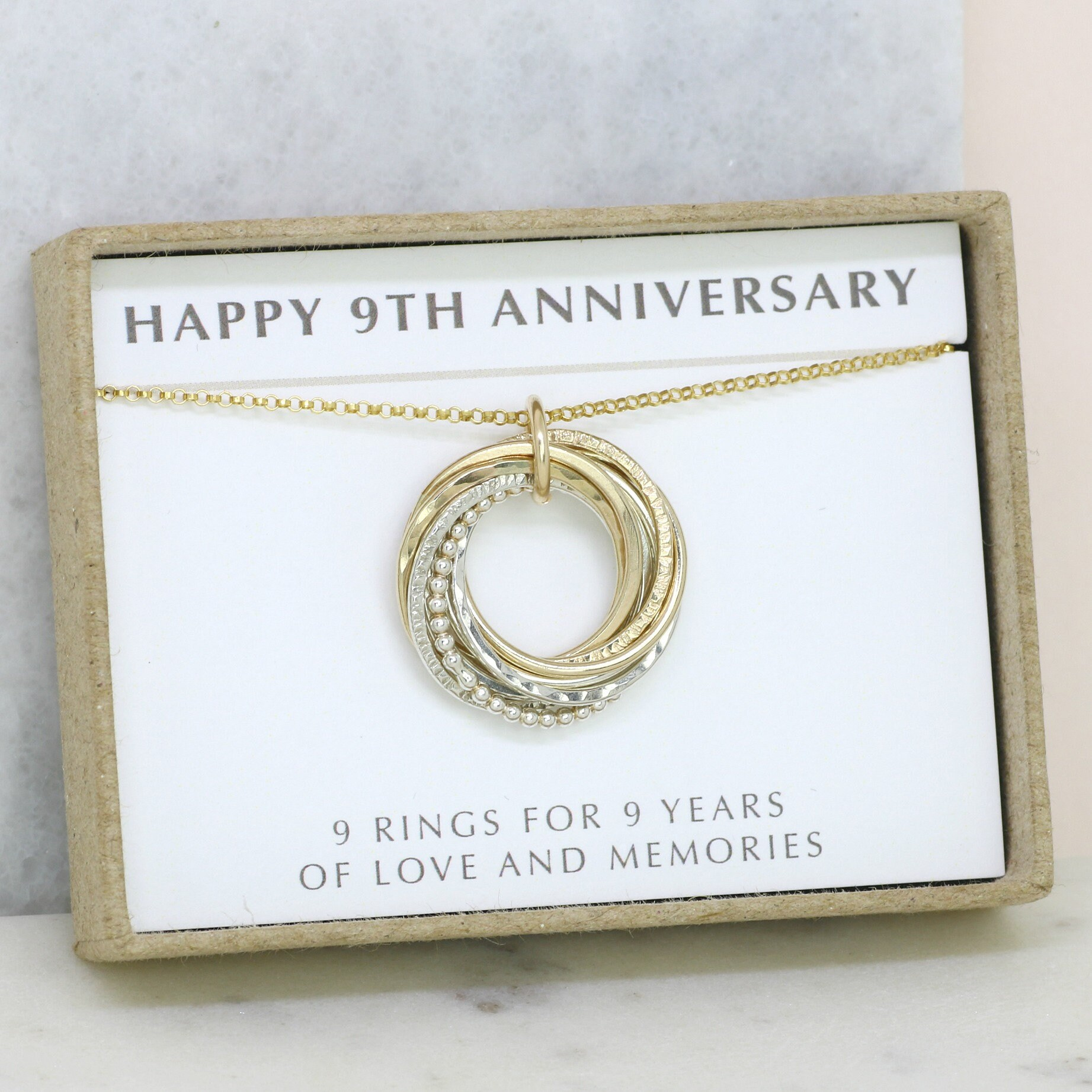 Meaningful Wedding Gift Ideas: 9th Anniversary Gift For Wife Meaningful Gift For Wife 9