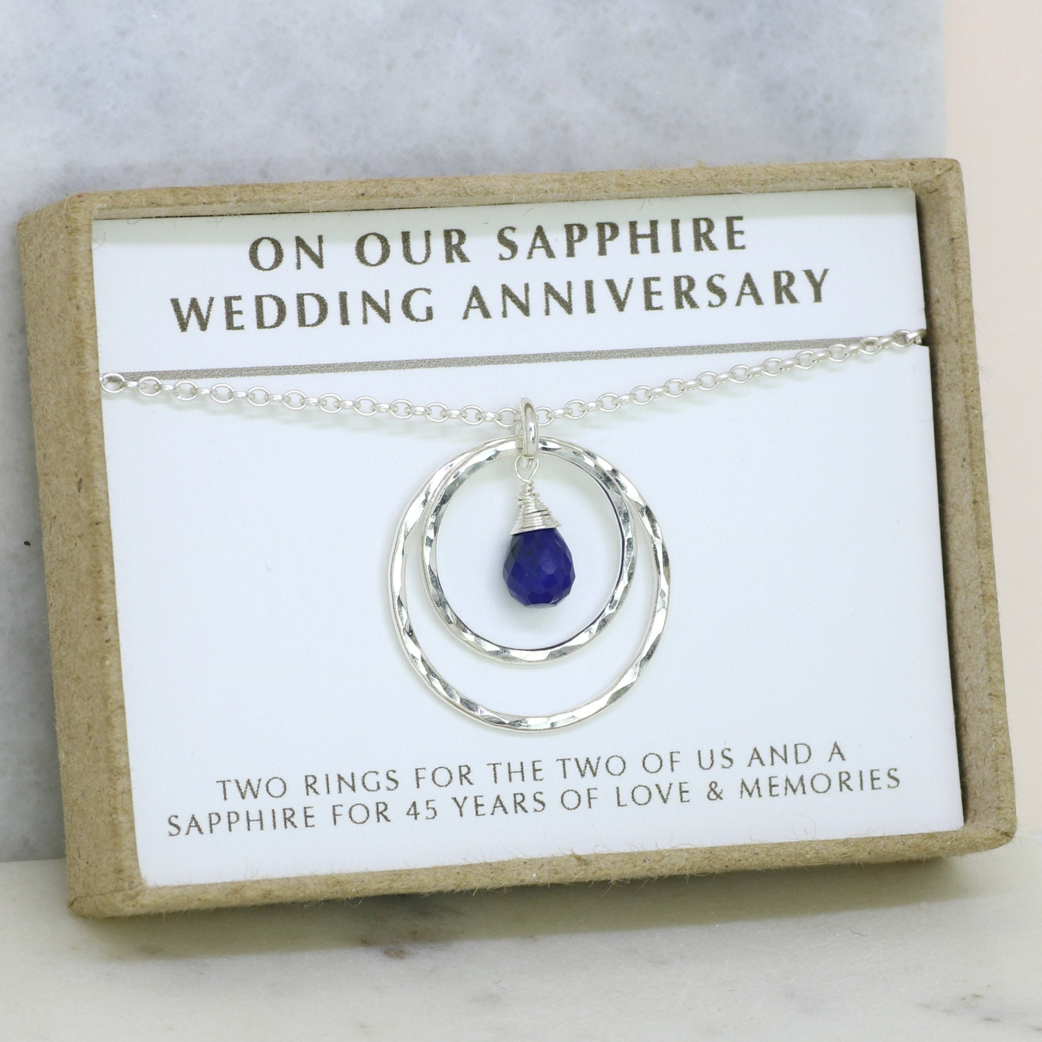 45 Wedding Anniversary Gift Ideas: 45th Anniversary Gift 45th Wedding Anniversary Gift