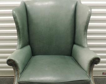 Swell Wing Chair Etsy Spiritservingveterans Wood Chair Design Ideas Spiritservingveteransorg