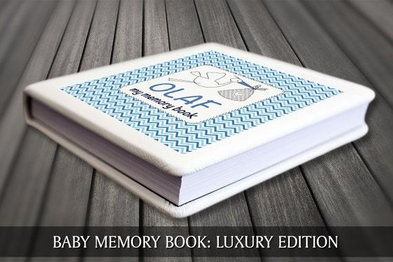 First year baby book, Keepsake baby journal, Baby book, Personalised baby journal, Personalised baby book, Modern baby book, Baby keepsake