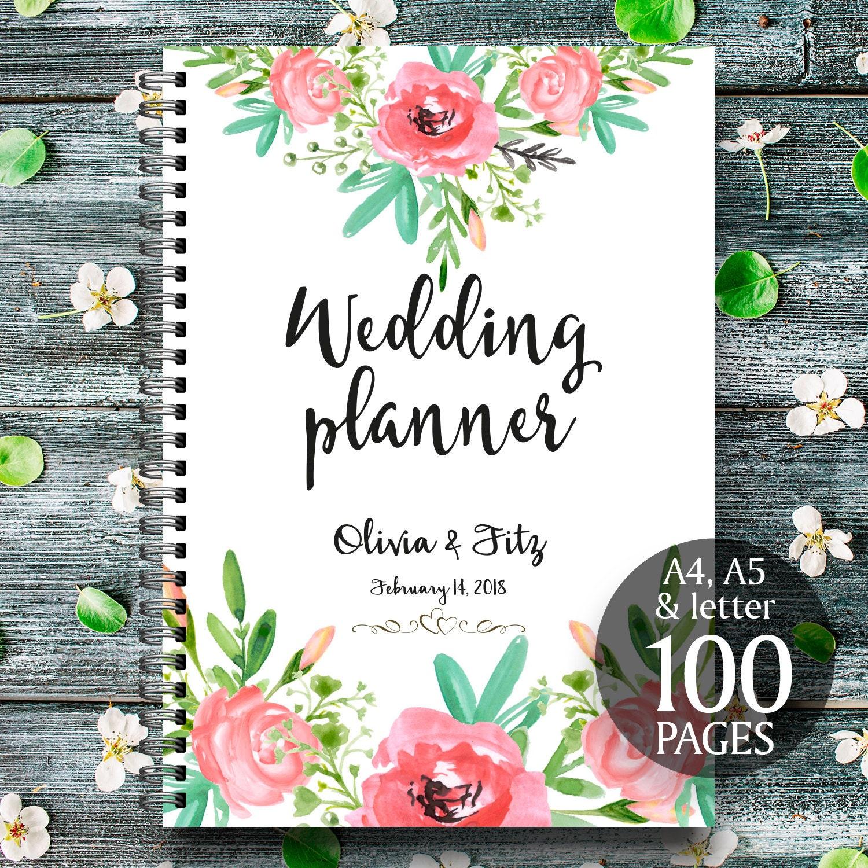 bohemian wedding planner diy wedding binder wedding checklist