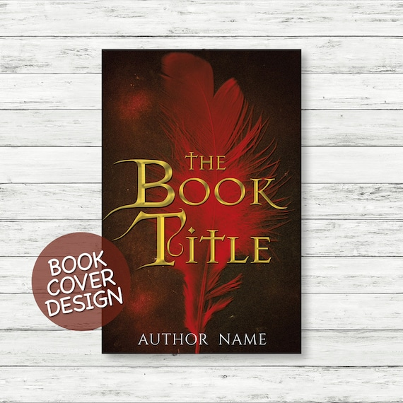 Book cover design / ebook cover / kindle cover / cover design ready for print / romance novel cover + matching back cover + spine design
