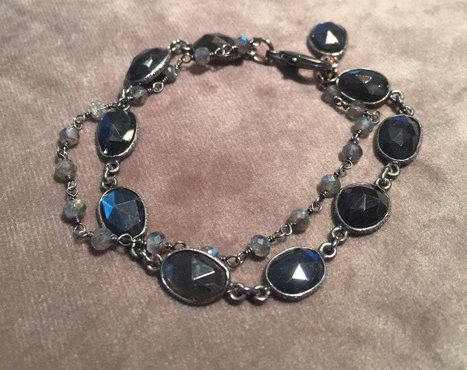 Spectrolite bracelet
