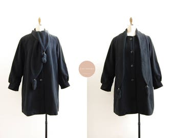 b42bac6b8a Edward II Coat japanese vintage amber long linen duster