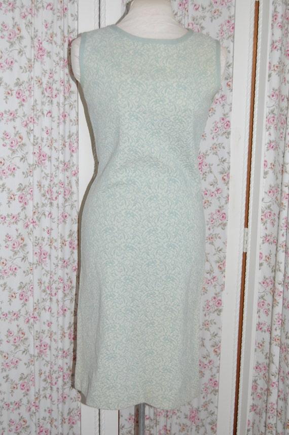 1960's Minna Lee of Florida summer  dress.