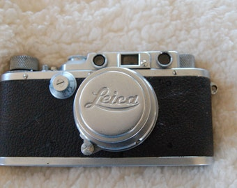 1930's Leica film camera Wetzlar lens