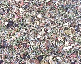 Greenman Wood Spirit Blend Smudge, 2 oz. bag