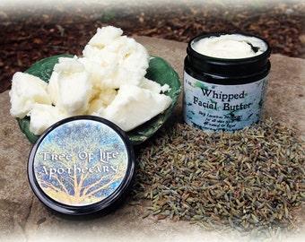 Whipped Facial Butter Daily Moisturizer, Vegan 4 oz.