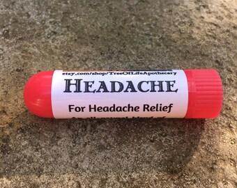 Headache Inhaler, For Headaches & Migraines