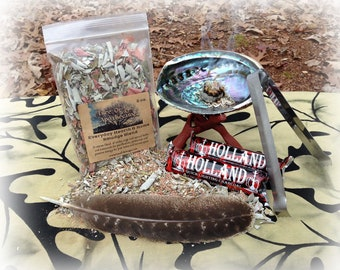 Everyday Hearth & Home Smudge Kit House Blessing