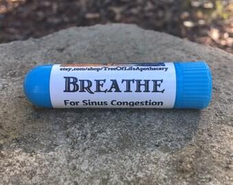 Breathe Inhaler, For Sinus Congestion