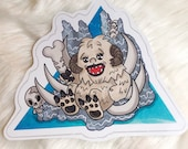 Baby Wampa sticker