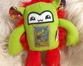 Misfit Futbot Enky monste...