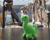 Mini Apatosaurus plush...