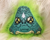 Small kaiju Gorija pillow...