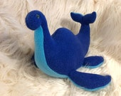 Navy Blue Large Loch Ness...