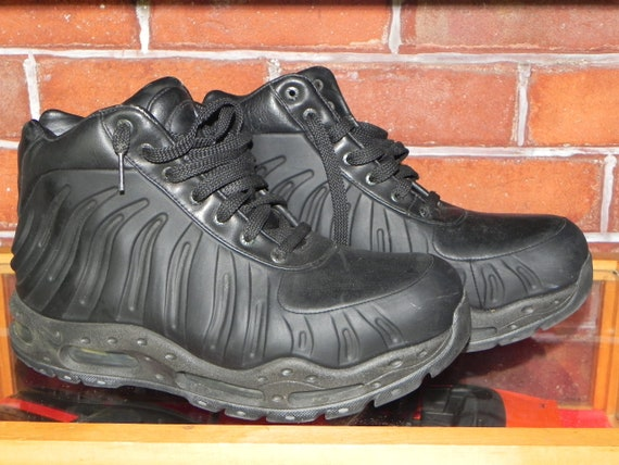 Nike Air Foamposite ACG Boots Sneakers shoes Insulated Size 8.5 USA Rare