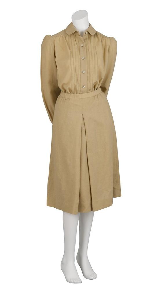 Norman Hartnell 1960s Blouse & Skirt Co-ord