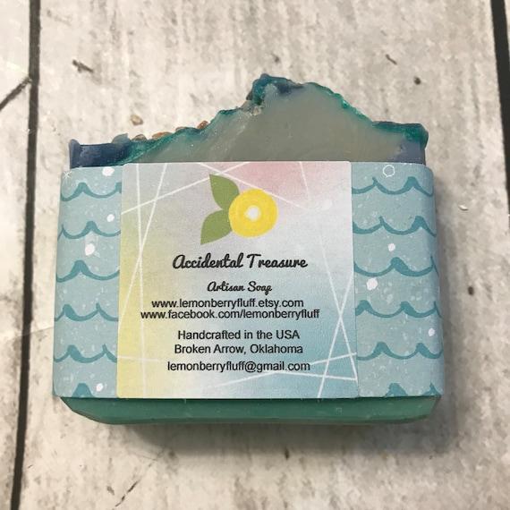 Accidental Treasure Artisan  Soap