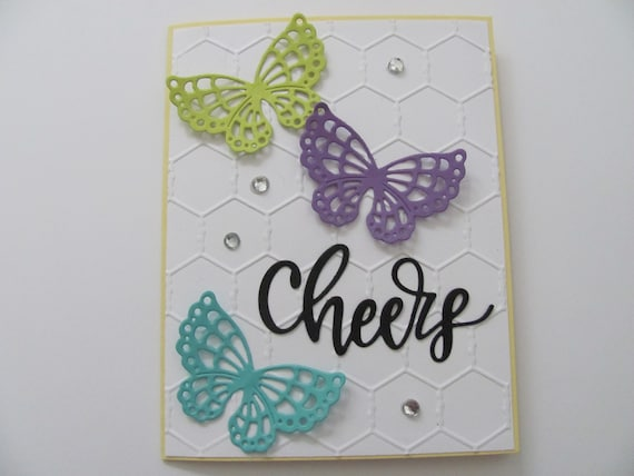 Butterfly Birthday Card Cards Gifts For Her