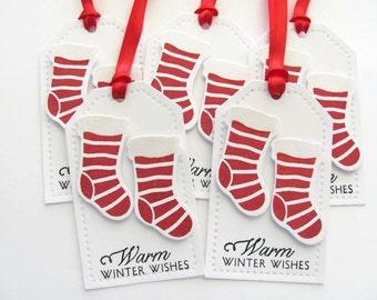 Christmas Tags, Christmas Stocking Tags, Holiday Gift Tag, Christmas Gift Tags, Christmas Decorations, Christmas Cards, Christmas Stockings
