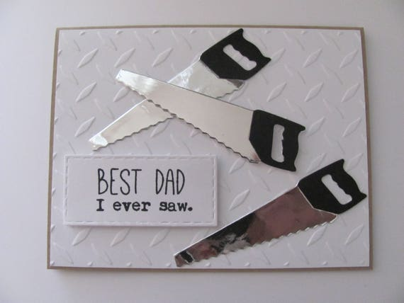 Birthday Card Dad Tool Cards Happy Fathers Day