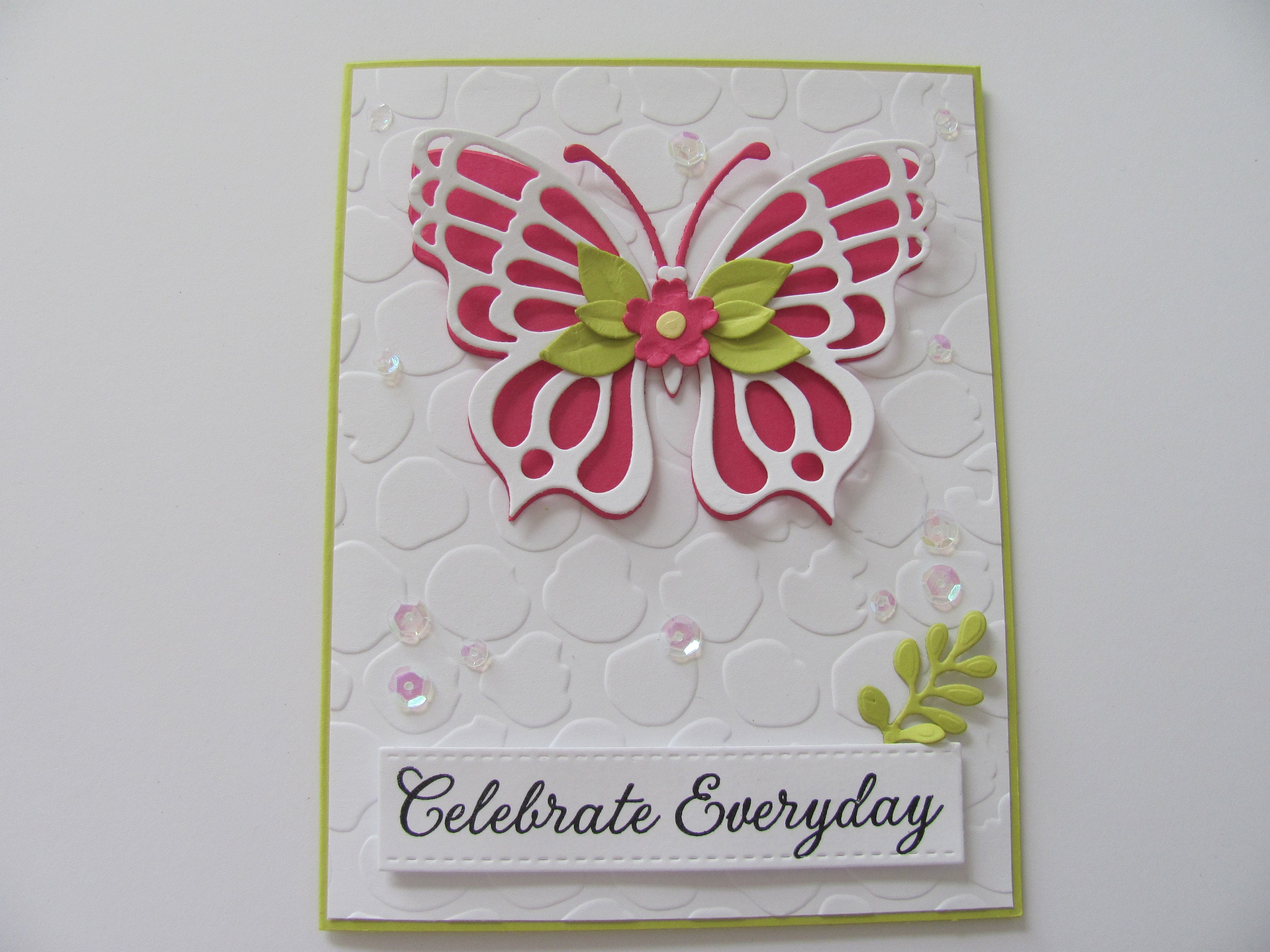 Birthday Butterfly Card Gifts For Her