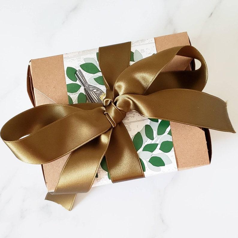MINI MYSTERY BOX grab bag spa gift set soap grab bag image 0