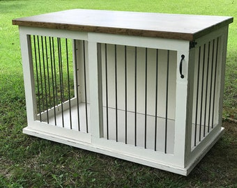 Pet Crates Kennels Etsy