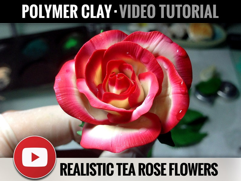 Polymer Clay Tutorial Vol.8: DIY How to make Realistic Tea image 0