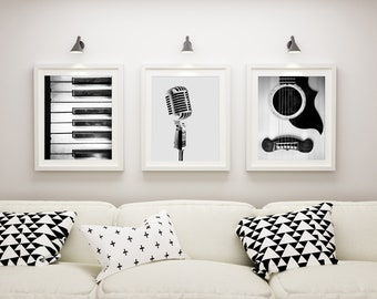 Music Wall Decor Etsy