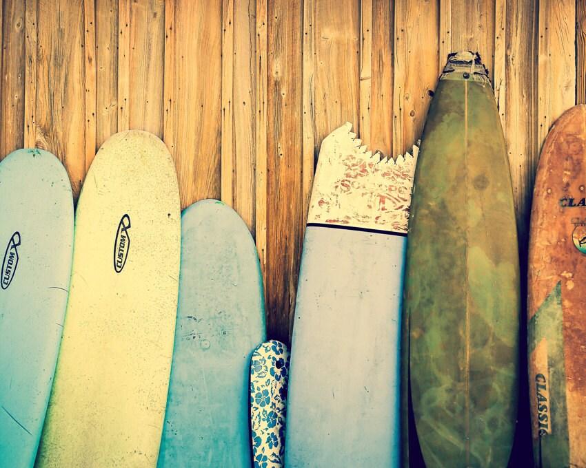 Amazing Decorative Surfboard Wall Racks Photos - Art & Wall Decor ...