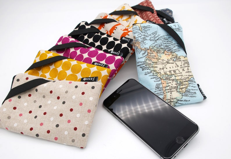 Sleeve cover for mobile phones image 0