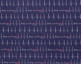 ECG cotton fabric